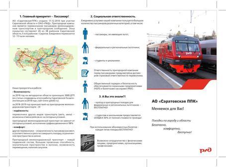 """Акционерное общество """"Саратовская ППК"""""""