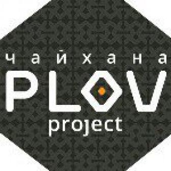 PLOV project ГРИНВИЧ, чайхана