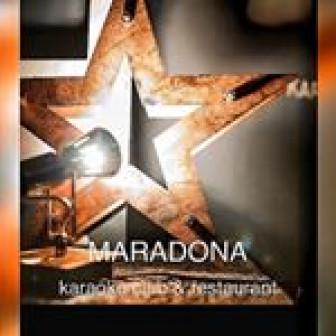MARADONA, караоке-клуб и ресторан