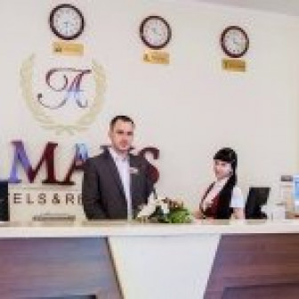 Amaks Отель Азов