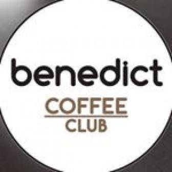 Benedict coffee club, кофейня