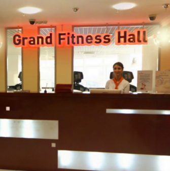 Фитнес-клуб Grand Fitness Hall