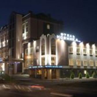 Новинка, отель