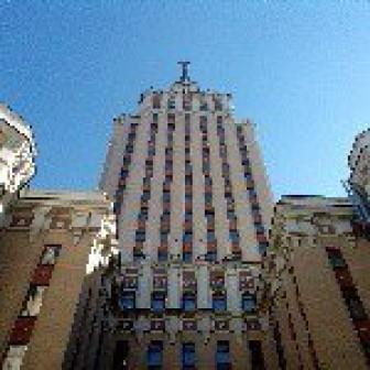 Отель Hilton Moscow Leningradskaya