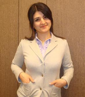 Гукасян Нарине Робиковна