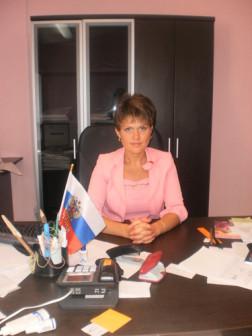 Данилова Елена Валерьевна