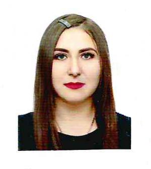 Глушкова Ольга Валерьевна