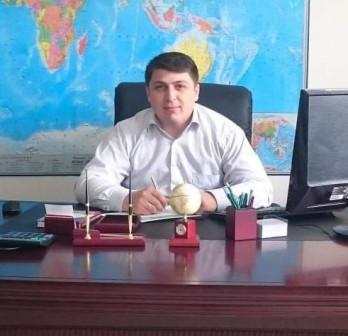 Ильясов Зия Махатбарович
