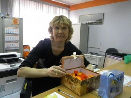Лагутина Вероника Гариевна