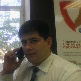 Хакин Антон Гурбанович