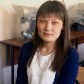 Балюева Мария Иннокентьевна