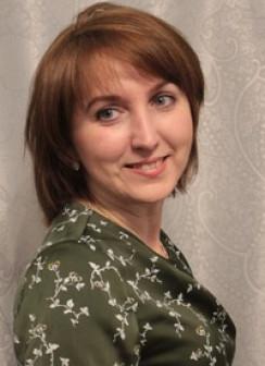Ирина Мезенева