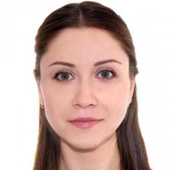 Бажукова Ирина Вячеславовна