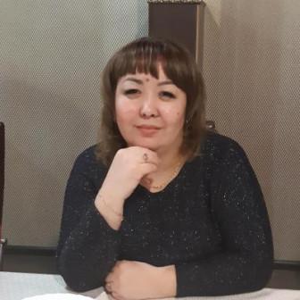 Ишмуратова Альмира Рамазановна