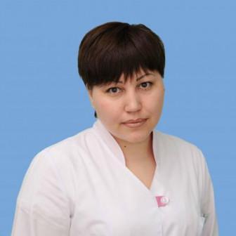 Бакиева Альбина Рафкатовна