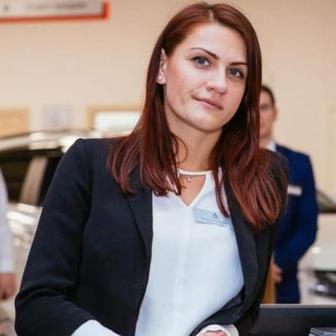 Лисичкина Елизавета Владимировна