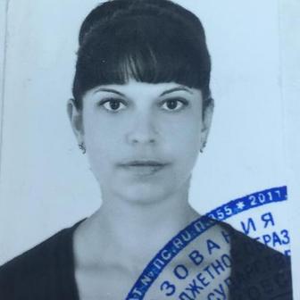 Шахорина Оксана Александровна