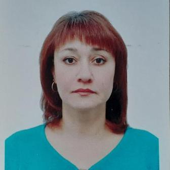 Потапова Наталья Викторовна