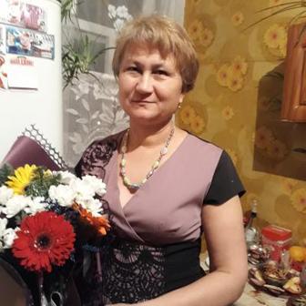 Жаренова Ольга Григорьевна