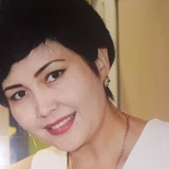 Насанбаева Луиза Амангельдыевна
