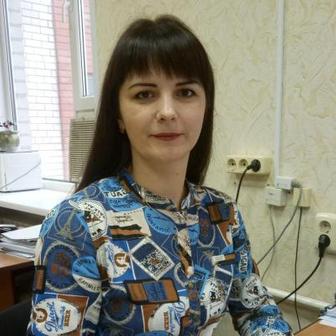 Тищенко Ольга Валериевна