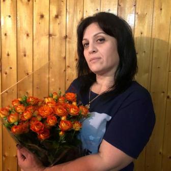 Джиникаева Наира Александровна