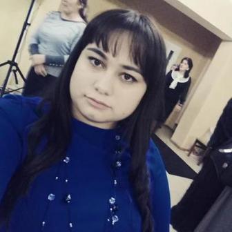 Маммеева Саният Ануаровна