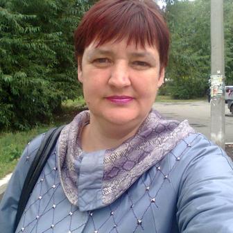 Березовикова Валентина Ивановна