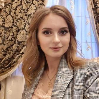 Черкасова Анастасия Дмитриевна