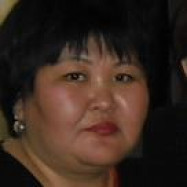 Цыденова Ирина Цоктоевна