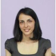 Березина Евгения Александровна
