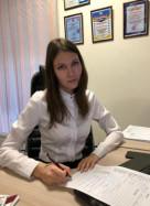 Афанасьева Елена Валерьевна