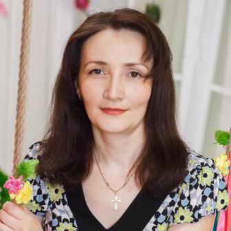 Сюсюк Ирина Владимировна