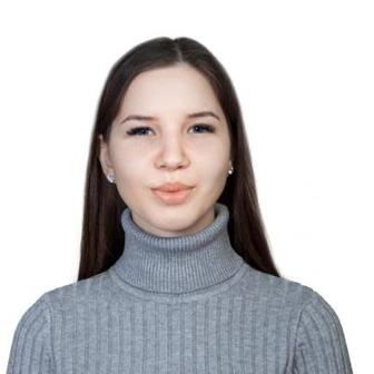 Павлова Елизавета Евгеньевна