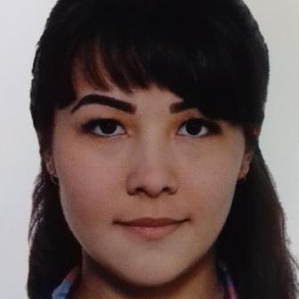 Галимова Регина Даниловна