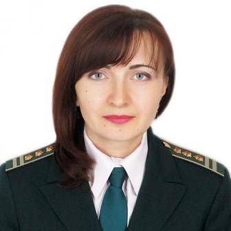 Гончарова Ирина Анатольевна