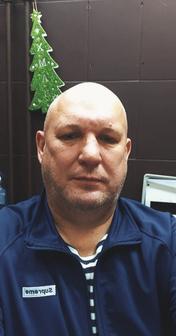 Комаров Дмитрий Николаевич