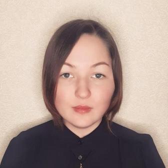 Федорова Любава Александровна