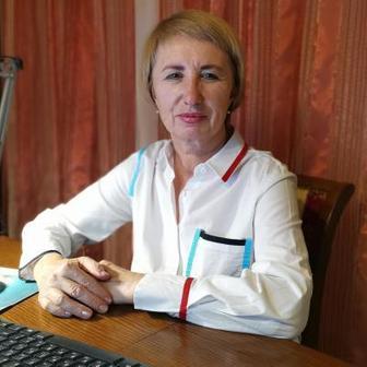 Зиброва Елена Степановна