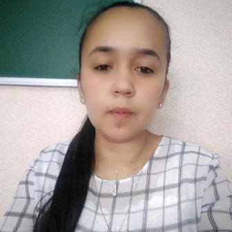 Мухамад-Ризаева Насиба Аббосовна