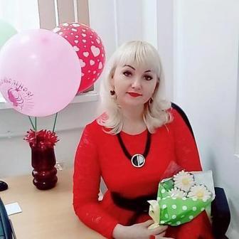 Ивантеева Елена Анатольевна