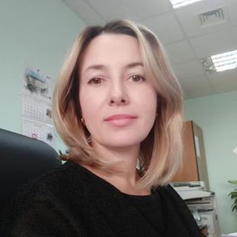 Лушпа Надежда Михайловна