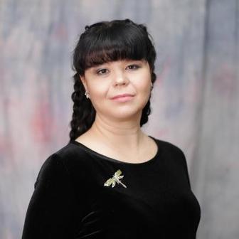 Плахотникова Мария Александровна