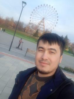 Искандар Рахматулоевич