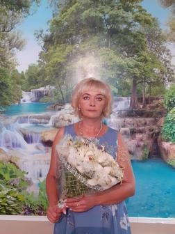 Анна Васильевна Мещерякова