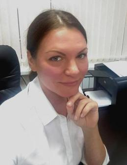Красюкова Оксана Александровна