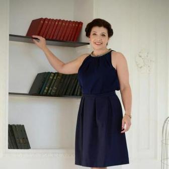 Большакова Марина Каладжериевна