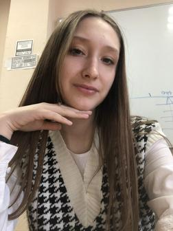 Осинцева Анастасия Олеговна