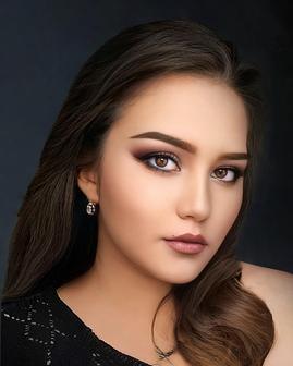 Петрякова Жаннэт Радиковна