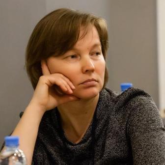 Егорова Анна Валерьевна